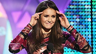 Nina Dobrev Says Emotional Goodbye to The Vampire Diaries at 2015 Teen Choice Awards:
