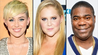 Tracy Morgan, Miley Cyrus, Amy Schumer to Host Saturday Night Live's First 3 Season 41 Shows