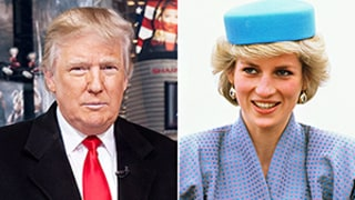 Donald Trump Wanted Princess Diana to Be His