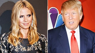 Heidi Klum Responds to Donald Trump's Insult With Funny Video: