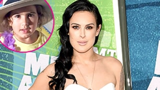 Rumer Willis Gets Adorable, Super Enthusiastic Birthday Greeting From Baby Sister Mabel