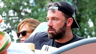 Ben Affleck, Jennifer Garner Ride Dumbo Together at Disney World: Photo