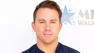 Channing Tatum and Daughter Everly Crash a Little Girl's Birthday Party: Details!