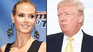 Heidi Klum Responds to Donald Trump Insult:
