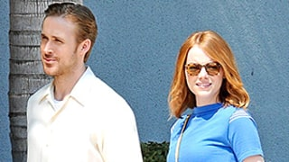 Emma Stone, Ryan Gosling Continue to Be Our Ultimate Fantasy Couple: See Them on the Set of Their New Film!