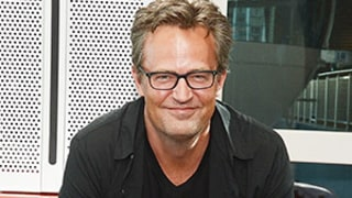 Matthew Perry Opens Up About Past Drug Problems, Getting Sober: