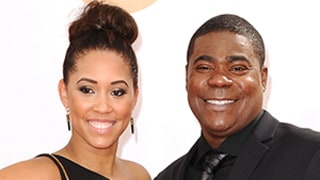 Tracy Morgan Marries Megan Wollover in Intimate, Emotional Ceremony