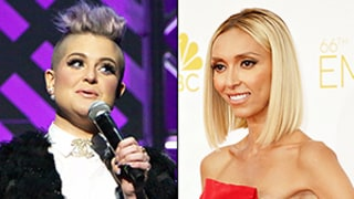 Kelly Osbourne Blames Giuliana Rancic for Her Backlash From The View, Calls Her a