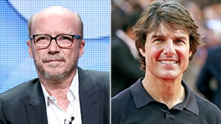 Paul Haggis Calls Out Journalists for Avoiding Scientology Questions With Tom Cruise: