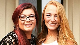 Amber Portwood Shows Off Healthy, Impressive Weight Loss at Catelynn Lowell's Wedding With Teen Moms Maci Bookout, Kailyn Lowry: Pics!