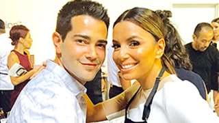 Eva Longoria Reunites With Desperate Housewives On-Screen Lover Jesse Metcalfe: