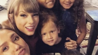 Jessica Alba, Kate Hudson Take Kids to Taylor Swift's Staples Center Show: Pics