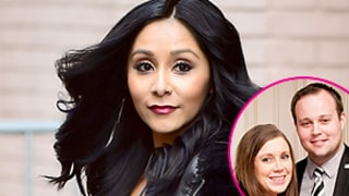 Snooki Chastises Anna Duggar for Standing By Josh, Remains Mum on Husband's Ashley Madison Link