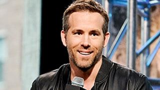 Ryan Reynolds Jokes About Watching Baby Daughter James All Morning: