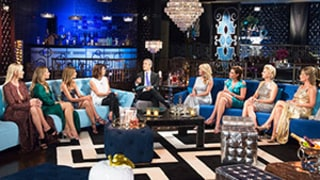 Real Housewives of New York City Reunion Part 3 Recap: LuAnn Spars With Heather, and Ramona Falls Asleep!