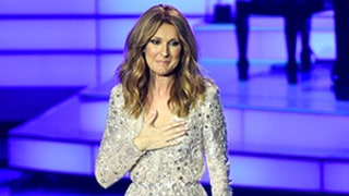 Celine Dion Makes Emotional Return to Las Vegas Stage Amid Husband Rene Angelil's Cancer Fight