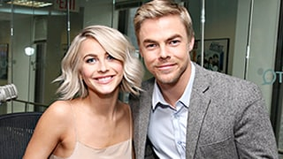 Derek Hough Gushes About Julianne Hough's Engagement to Brooks Laich: