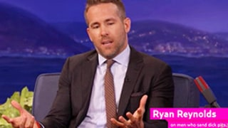 Ryan Reynolds Thinks Penis Pics Are