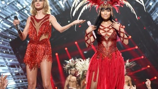 Taylor Swift and Nicki Minaj Make Peace