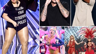 Wildest, Wackiest Moments From MTV's 2015 Video Music Awards