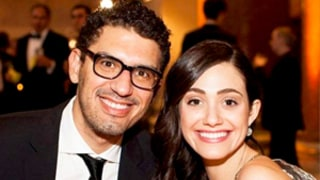 Emmy Rossum Is Engaged to Writer Director Boyfriend Sam Esmail