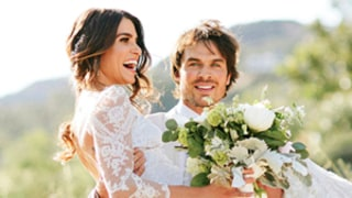 Ian Somerhalder, Nikki Reed Reveal Dreamy New Photos From Their Top-Secret Wedding: How They Pulled It Off