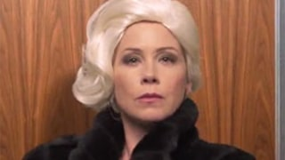 Christina Applegate Plays Meryl Streep's Most Famous Roles Really Badly in Hilarious Lifetime Movie Spoof
