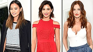 Jamie Chung, Minka Kelly, Jenna Dewan Tatum, More Party Together, Compete for Most Fabulous Style