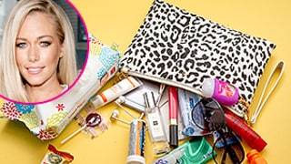 Kendra Wilkinson Opens Up to Us About What's In Her Bag