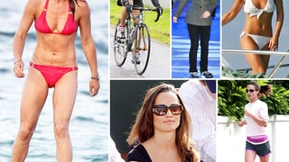 Pippa Middleton's Fabulous Figure and Bikini Bod!