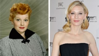 Cate Blanchett Will Play Lucille Ball in a Biopic Penned by West Wing's Aaron Sorkin