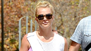 Britney Spears Teams Major Side Boob With Short Shorts: See Her Bold Workout Ensemble!