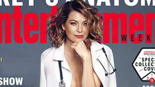 Ellen Pompeo Poses Nearly Naked in Doctor-Themed Photo Shoot: See the Racy Cover!
