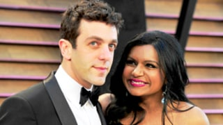 Mindy Kaling: B.J. Novak Gives Me