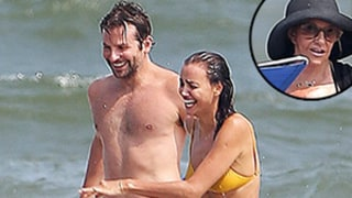 Irina Shayk Meets Boyfriend Bradley Cooper's Mom During Labor Day Weekend