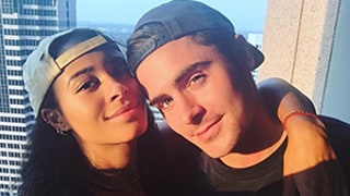Zac Efron Celebrates First Anniversary With Sami Miro: