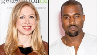 Chelsea Clinton Thinks Kanye West's Bid for Presidency Is