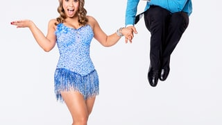 Bindi Irwin and Derek Hough