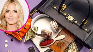 Heidi Klum: What's in My Bag?