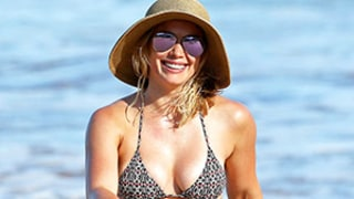 Hilary Duff Shows Off Toned, Slimmed-Down Bikini Bod in Hawaii (Props to Her Hottie Trainer!)