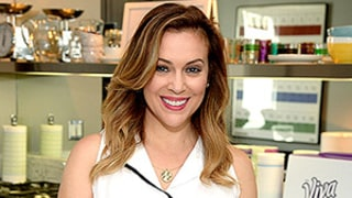 Alyssa Milano: I Won't Apologize for Breastfeeding Photos