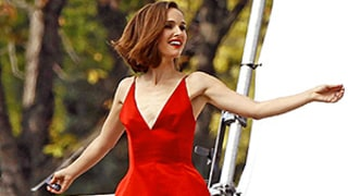 Natalie Portman Stuns in Same Sizzling Red Mini as Selena Gomez, Lucy Hale: Who Wore It Best?