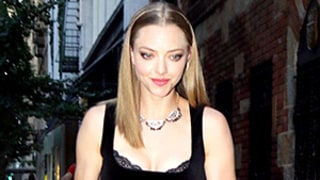 Amanda Seyfried Totally Overdresses to Walk Her Dog, Still Looks Flawless