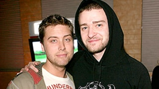 Lance Bass Says Justin Timberlake Has