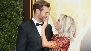 Julianne Hough, Fiance Brooks Laich Look Incredibly Happy, Show PDA at 2015 Creative Arts Emmys: Picture