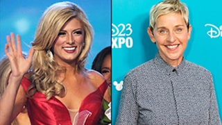 Miss Colorado Thinks Ellen DeGeneres Should Be on the $10 Bill: Video From Miss America 2016