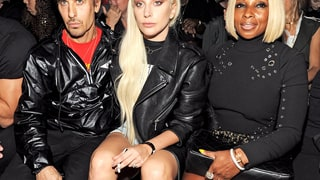 Steven Klein, Lady Gaga, and Mary J. Blige