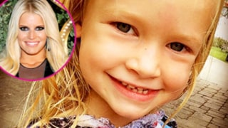 Jessica Simpson's Daughter, Maxwell, Cheeses, Is