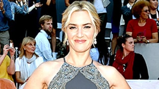 Kate Winslet Looks Super Fly in Sexy, Flattering Gown at the 2015 Toronto International Film Festival