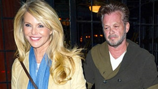 Christie Brinkley, John Mellencamp Go on First Date in Cute NYC Outing: Pic!